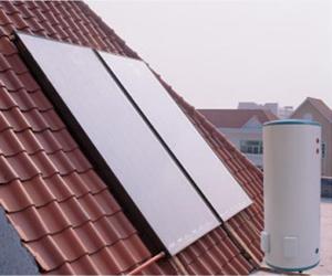 Flat Panle Solar Collector (SPFP-100L)