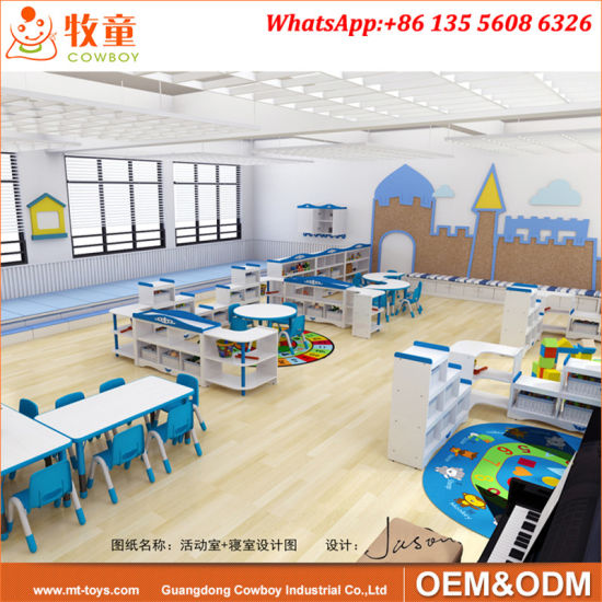 Kids Montessori Free Daycare Furniture