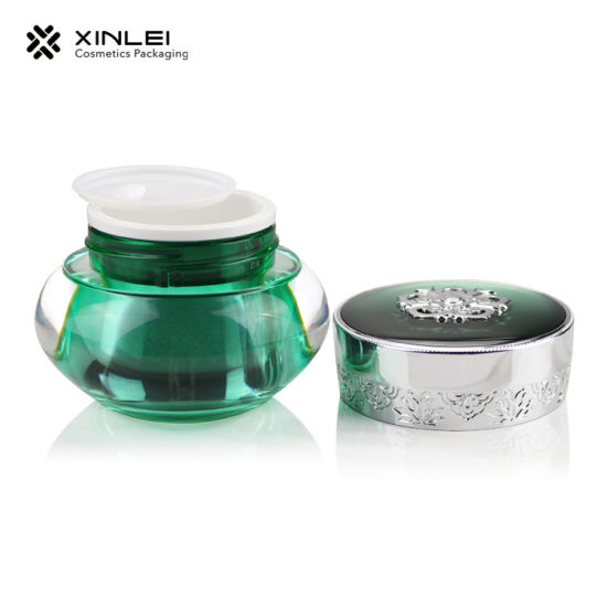 50g Cream Cosmetic Packaging Thick Wall Plastic Jar