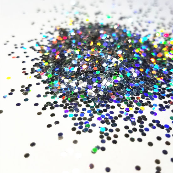 China Colored Glitter Powder Supplier for Screensilk - China