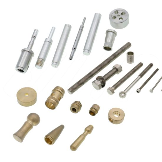 Metals CNC Wire EDM Machining Services Meter Shafts and Gears Parts