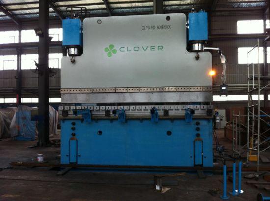 CNC Hydraulic Metal (plate) Bending Machine Press Brake (CLPB-ED 800T/5000)