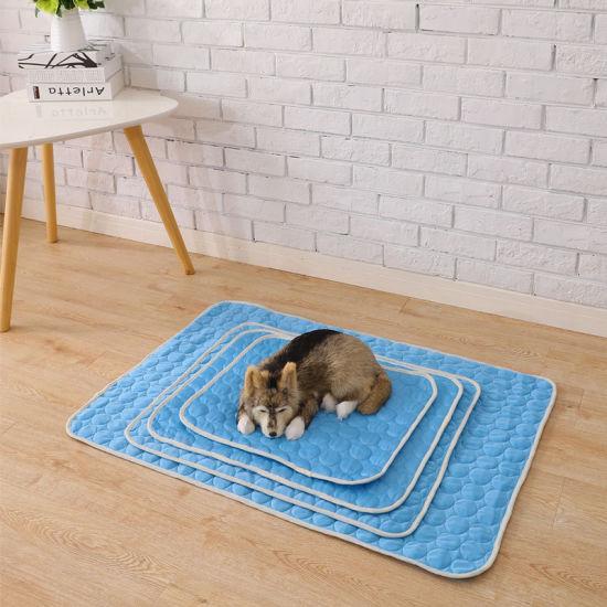 Pet High Quality Cooling Pad, Waterproof Soft Pet Mat