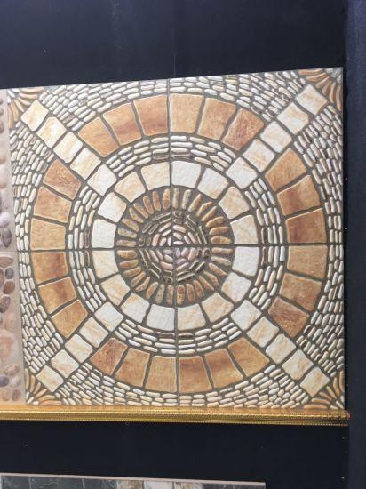 China Mm D Inkjet Printing Porcelain Ceramic Wall Floor - 3d printed floor tiles
