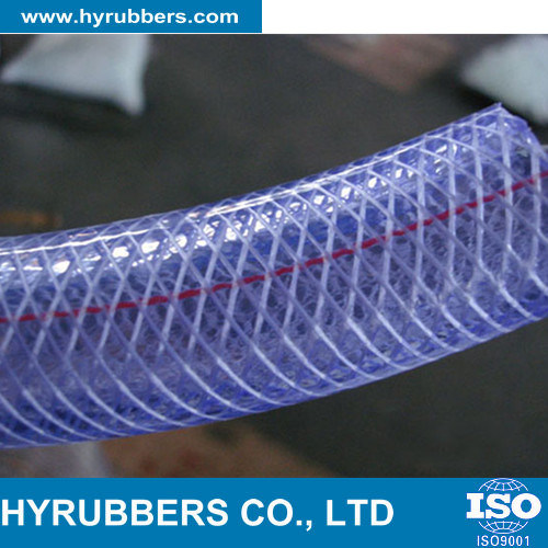 PVC with Fiber Reinforced Water Hose Garden Hose Pipe