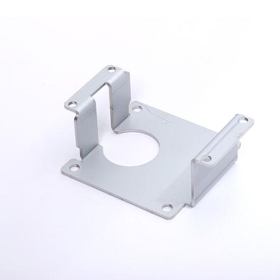 Custom Door Fence Zinc Precision Parts Bending Sheet Metal