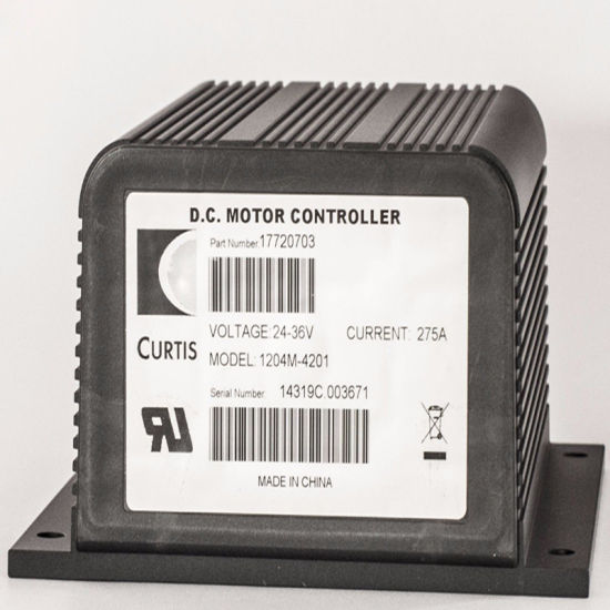 china new curtis 24v 36v 1204m 4201 controller china electric