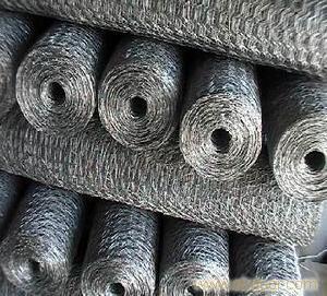 Hot DIP Square Mesh Galvanized Iron Mesh Hexagonal Wire Netting