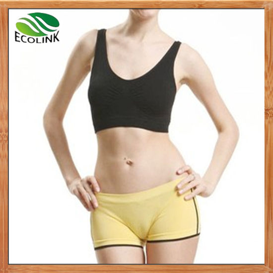 Bamboo Fibre Comfortable Bra Sports Bra for Fitness pictures & photos