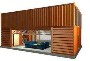 Made in China Luxury Container House (XYJ)