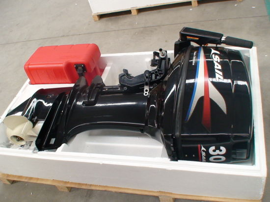 China 2-Stroke 30hp Outboard Motor (OTH30) - China Outboard Motor