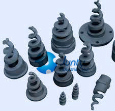 Silicon Carbide (Sic) Spray Nozzle Desulfurization Jet pictures & photos