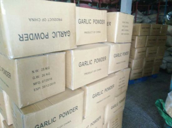 Good Quality Dehydrated Garlic Powder for Sale pictures & photos
