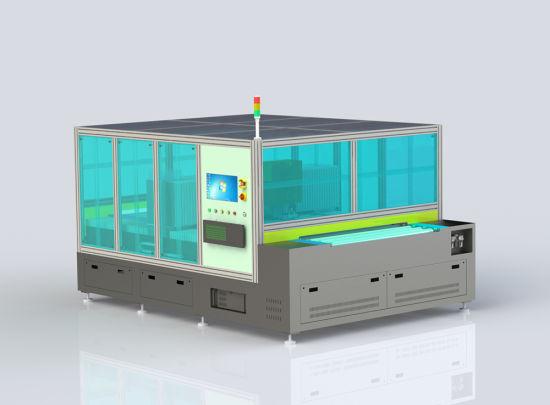 Super Large Format Conductive Coating Glass Laser Etcher CO2, UV, Green Light Marking Machine Printer CNC Engraving Machine Printer FPC Laser Cutting Machine Ok