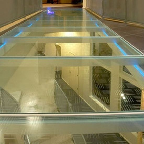 Sgp Laminated Glass Flooring With, Laminated Glass Flooring