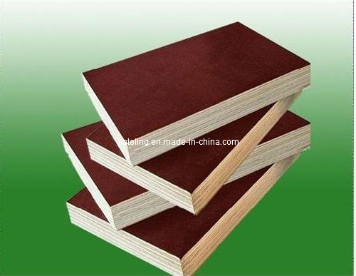 Black Film Faced Plywood for Formwork