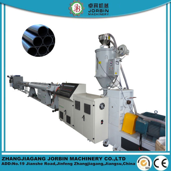 High Effective Plastic HDPE LDPE PP PPR Pipe Extrusion Making Machine