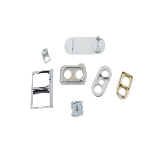 Mobile Phone Parts SIM Tray Slot Card Holder for iPhone/Samsung/Huawei/Xiaomi
