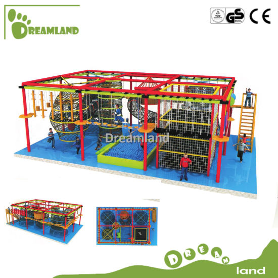Free Design Play Ground Equipment Kids and Adults Obstacle Course Equipment pictures & photos
