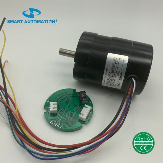 57bl-Ie Seires Built in Electronics / Controler Brushless DC Motor 12V 24V 36V