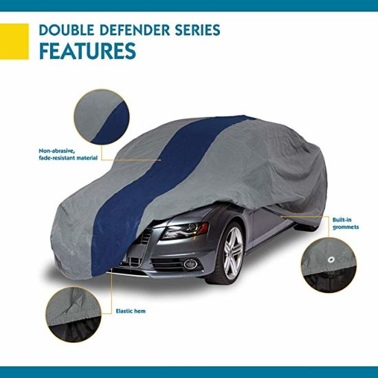 Basics Car Cover XXL Sedan