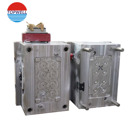 Mould Maker OEM Precision PA66 GF Hot Runner Injection Mould Design Household Products Moulding Plastic Parts Making Laundry Basket Mould