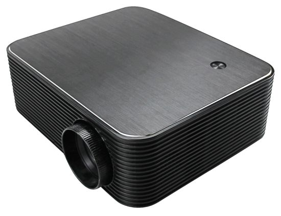 Native 1080P Resolution Full HD Android LED LCD Digital TV Video Projector