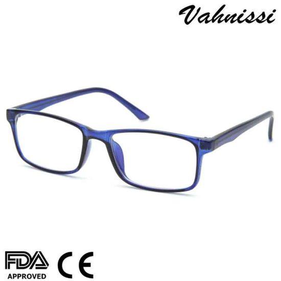 Teady Stock Retangle Trending Cheap PC Glasses Frames for Mens