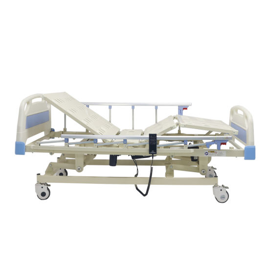Cheap Price Medical 3 Functions Hospital Electric Bed for Sale