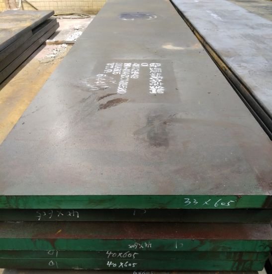 Hot Rolled Cold Work Mould Steel O1 1.2510 SKS3