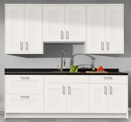 China Modern Modular Alder Kitchen Cabinet Flat Pack White Shaker China Kitchen Cabinets Kitchen Cabinet Doors