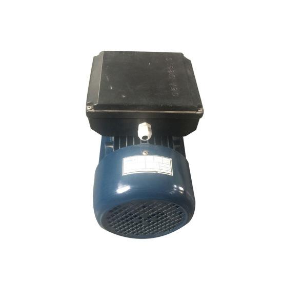 Electric Spindle 4 Pole AC Induction Pumps Motors