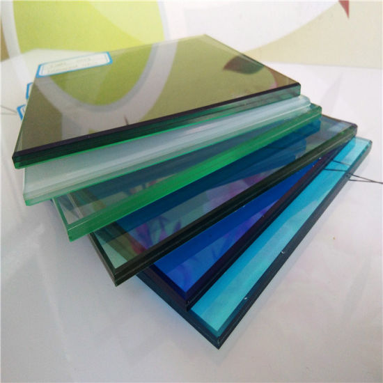 Safety Tempered Lamianted Glass for Furniture