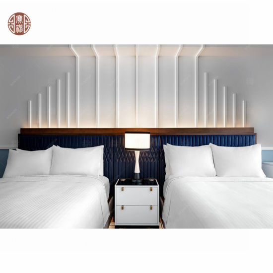 Marine Plywood Holiday Resort Hotel Furniture Contract Bedroom Hotel Furniture Supplier Direct Factory Price