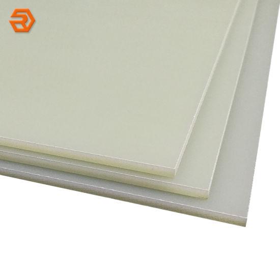 Fiberglass Insulation Material Epoxy G10/Fr4 Sheet