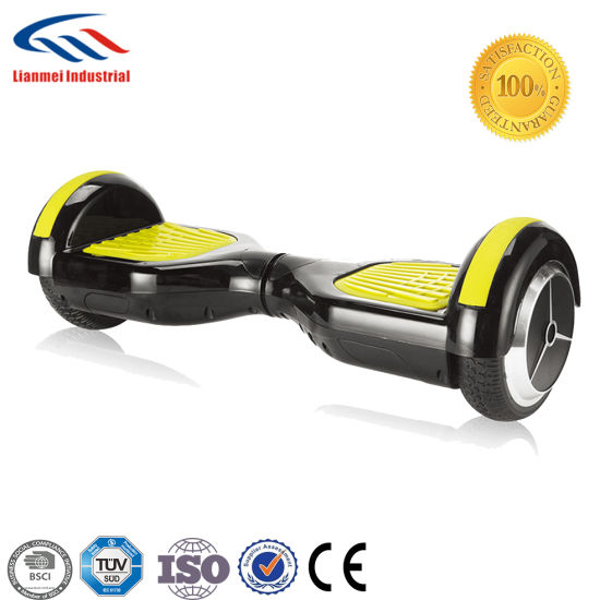 Hoverboard 2 Wheels Skateboard Mini Electric Self Balance Scooter 6.5inch pictures & photos