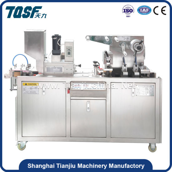 Dpp-80 Pharmaceutical Blister (Plastic) Packing Machinery of Pills Assembly Line pictures & photos