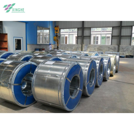 Factory Direct Supply Dx51d Hot Dipped Galvanized Steel Coil with Lower Price