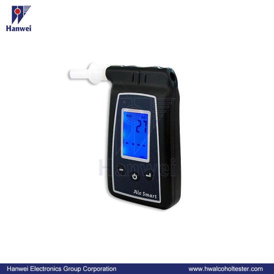 Breath Alcohol Tester Fuel Cell Sensor Alcohol Breath Analyzer (AT8020)