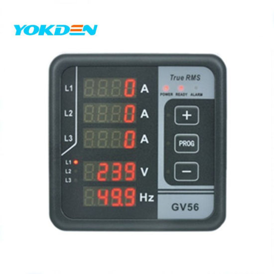 Gv56 Computer Control Digital Hz Meter with Ce