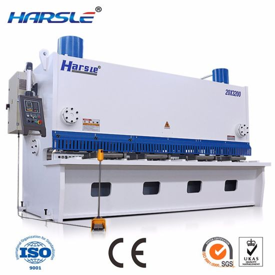 Q11 Series Metal Sheet Cutting Machine pictures & photos