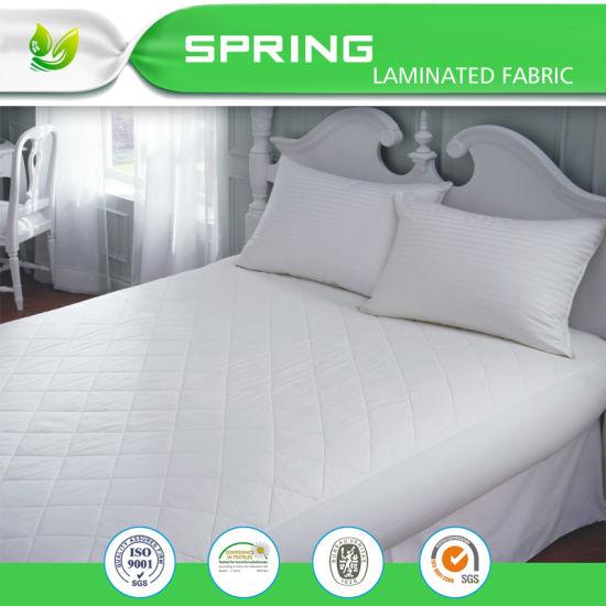 China Premium Hypoallergenic Waterproof Mattress Cover Double Bed