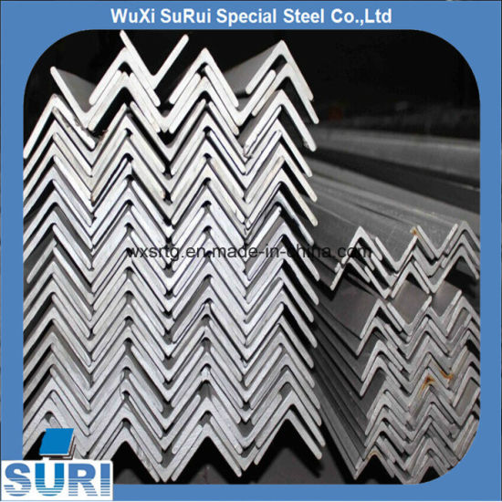 SUS201/208/304/316/316L Stainless Steel Angle Bar 10mm pictures & photos