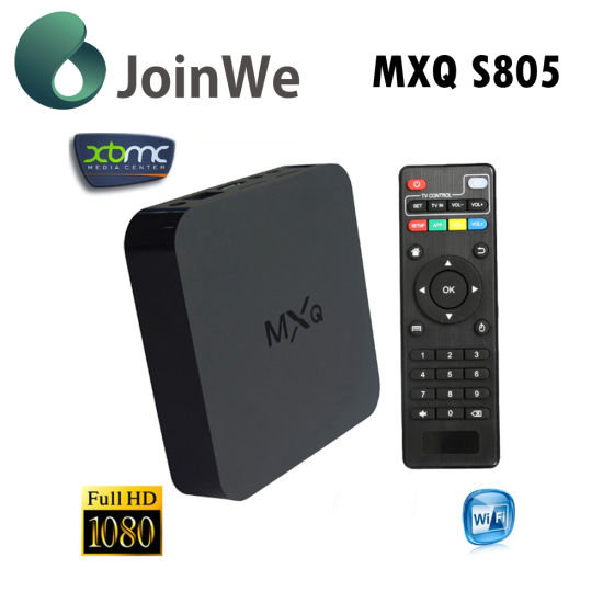 Factory Price Android 4.4 Set Top Box Mxq S805 pictures & photos