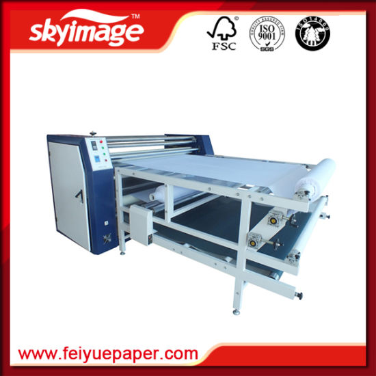 Large Format Roller Heat Press Machine for Textile Transfer Printing