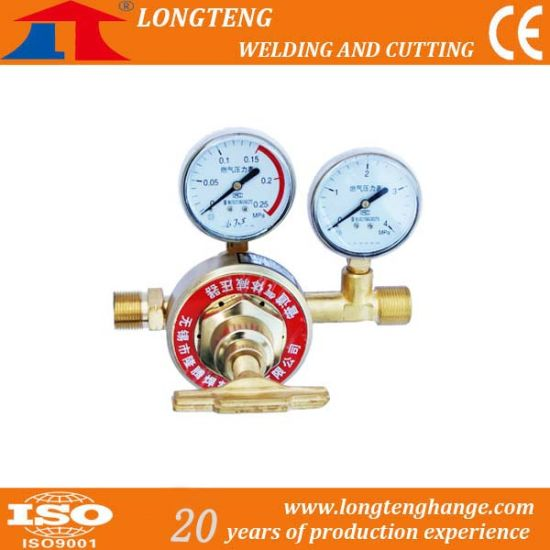 Single Stage Gas Regulator for CNC Cutter pictures & photos