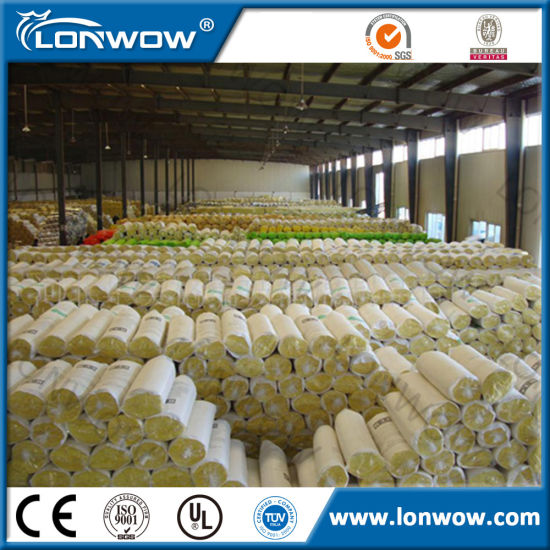 Glass Wool Blanket with Aluminium Foil pictures & photos