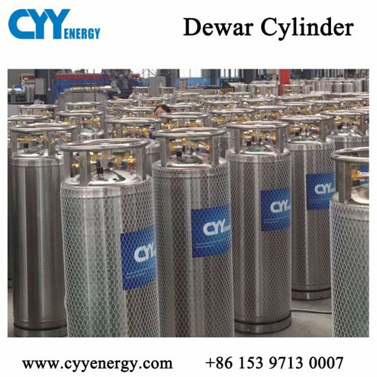 Hot Sale Medical Use Liquid Nitrogen Oxygen Dewar Cylinders (DPL-450-175)