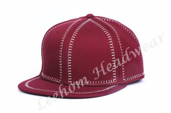 Wholesale Snapback Flat Visor Cap Hat for Sale