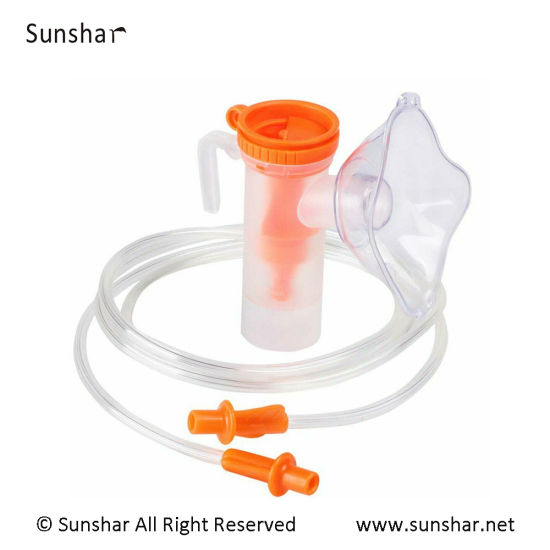 Custom Medical Device Plastic Mold for Disposable Oxygen Mask pictures & photos